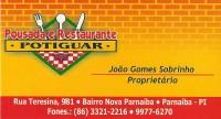 POUSADA E RESTAURANTE POTIGUAR (86)3321-2216
