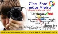 CINE FOTO IRMAOS VIEIRA (86) 3322-3148